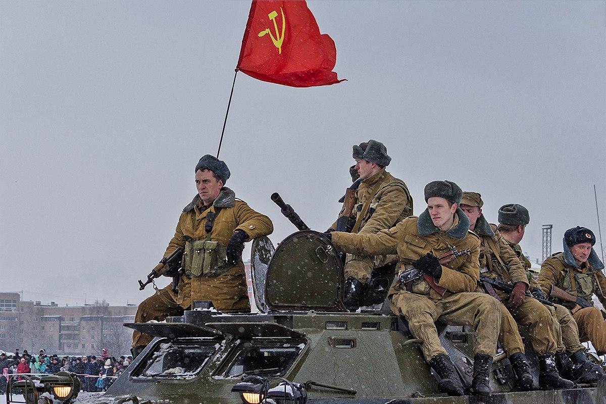 """Афган — Операция """"Магистраль"""": военно-исторический фестиваль"""