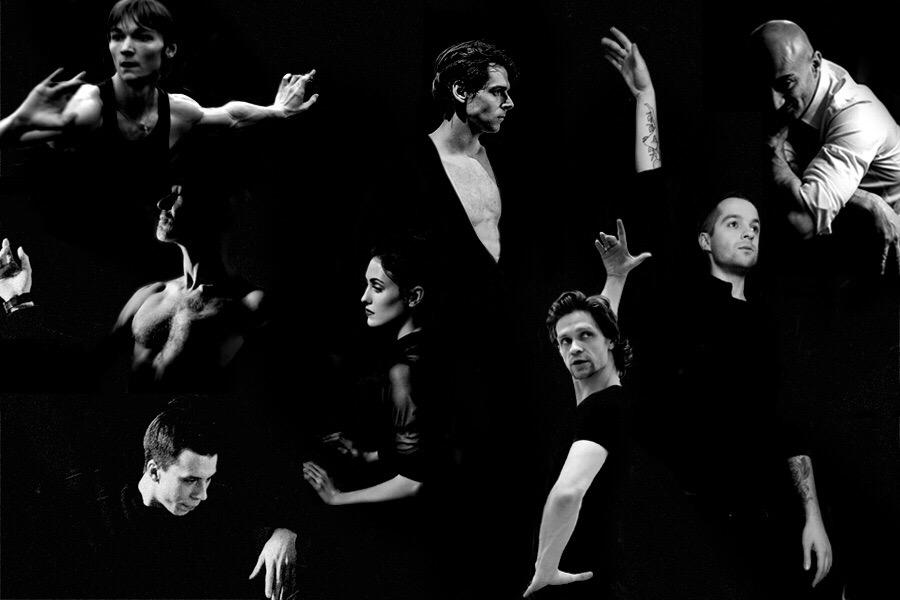 """Мировая премьера балета """"Porte Rouge"""" на песни Мика Джаггера (The Rolling Stones)"""