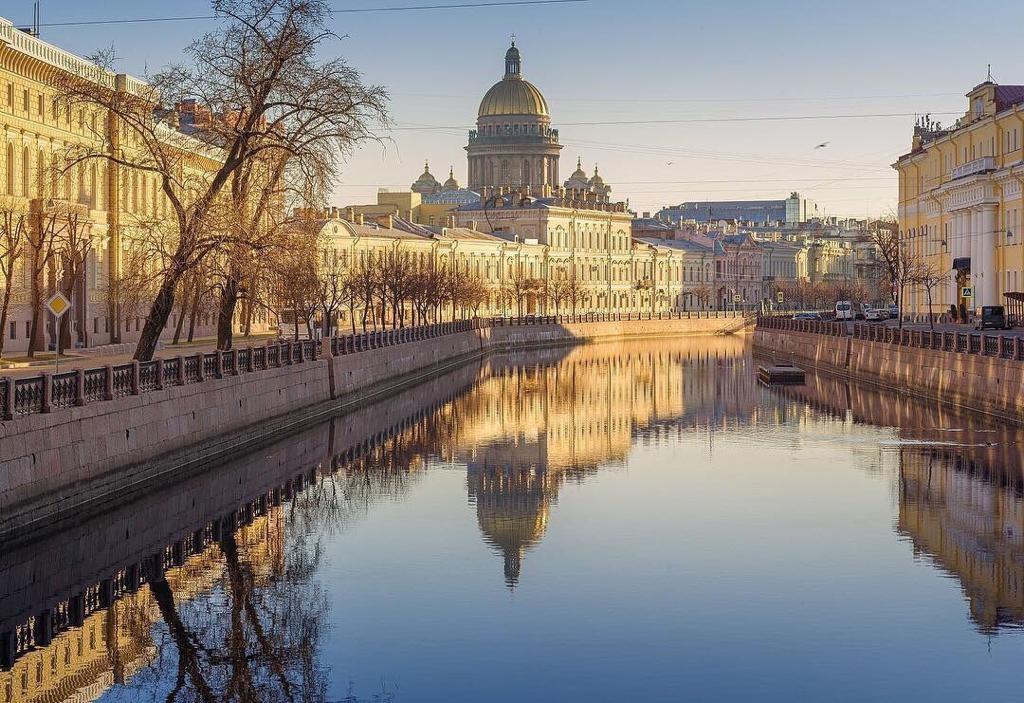 Весна в Петербурге. Фото: gov.spb.ru
