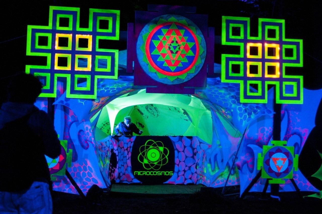 """""""Abstraction X Festival"""" на горнолыжном курорте """"Красное озеро"""" — для любителей электронной музыки"""
