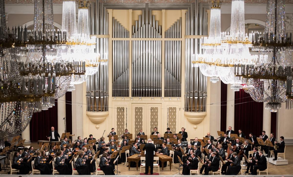 Андреевский оркестр https://new.andreyev-orchestra.ru