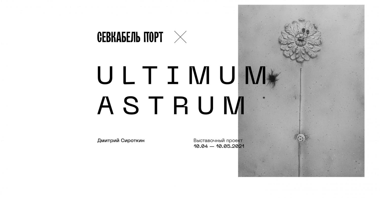 """Выставка """"Ultimum Astrum"""" в пространстве """"Вольт"""""""