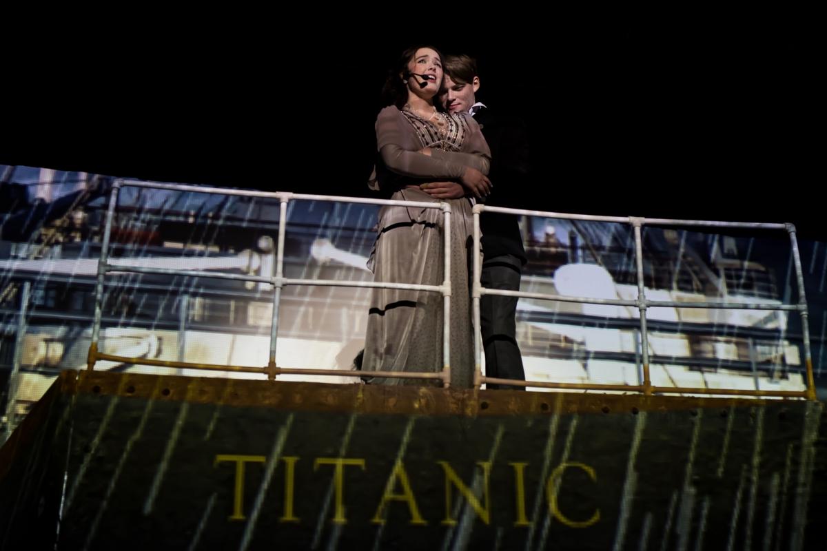 """Мюзикл """"TITANIC. Рейс 14-01"""""""