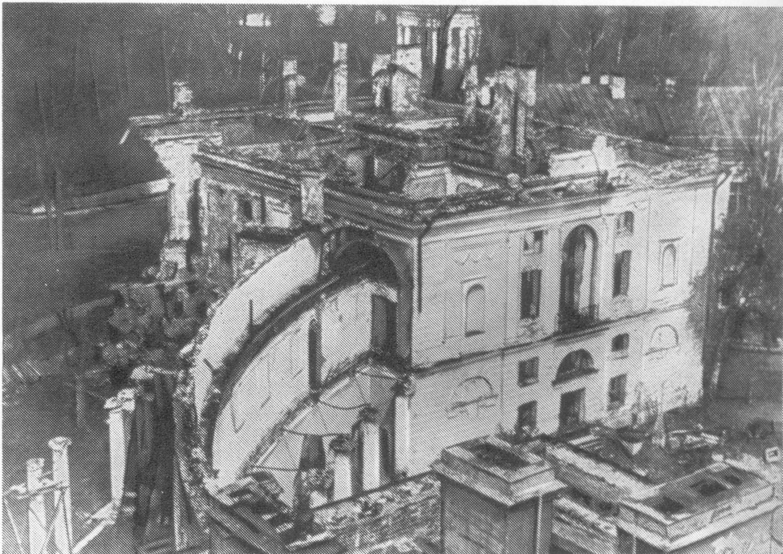 Павловск, 1944 г. Фото: vpavlovsk.ru