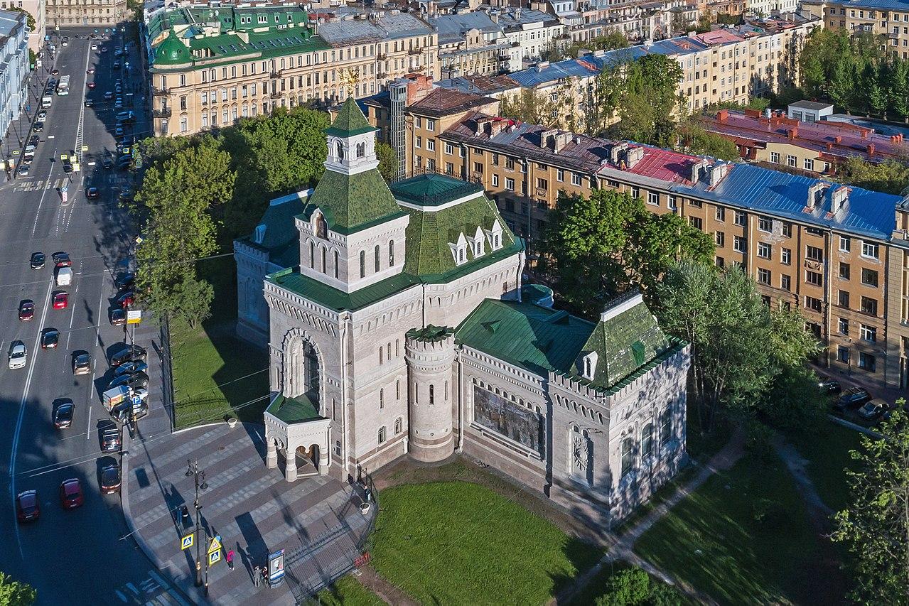 Суворовский музей https://ru.wikipedia.org/wiki