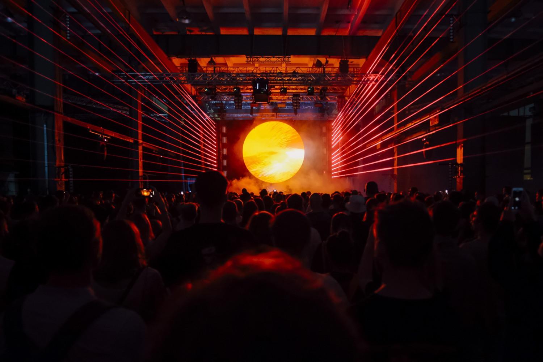 VI фестиваль электронной музыки и современного искусства Present Perfect Festival