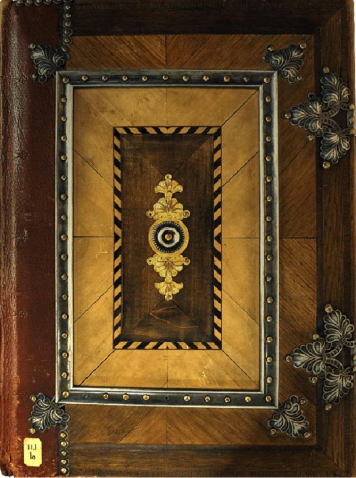 Библия Иоганна Гутенберга. Фото: gutenberg.rsl.ru