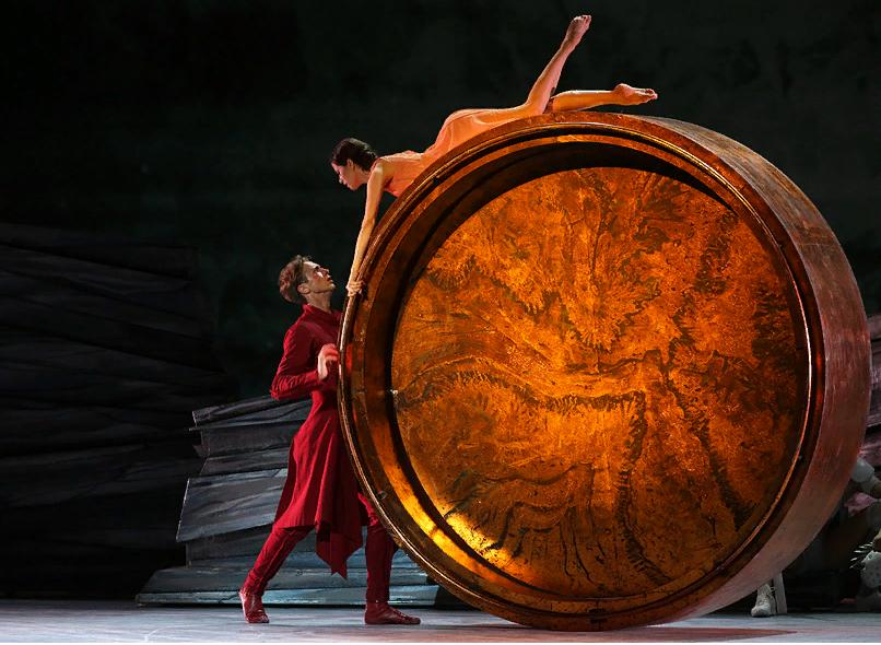 Балет «Ярославна (Затмение)» в Мариинском театре