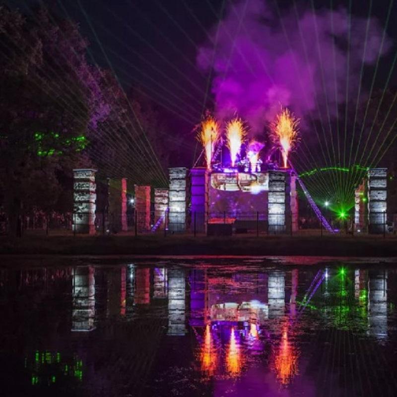 Фестиваль «Ночь света в Гатчине»