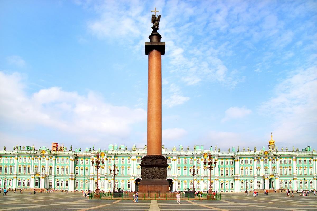 Зимний дворец. Санкт-Петербург, Россия