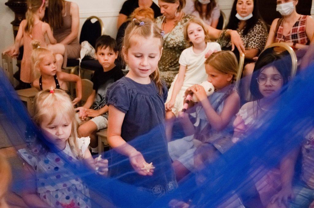 Детский проект «Город муз» - Премьера сказки «Петронелла»
