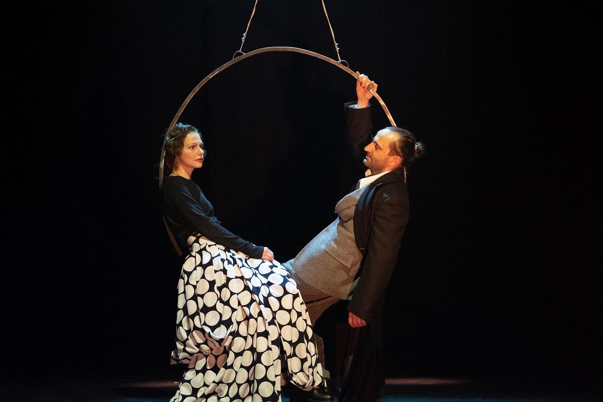 Премьера спектакля Юрия Грымова «Ничего, что я Чехов?»