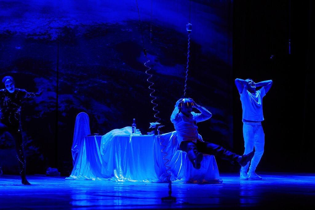 Спектакль «Бесконечное начало» при участии Игоря Лифанова