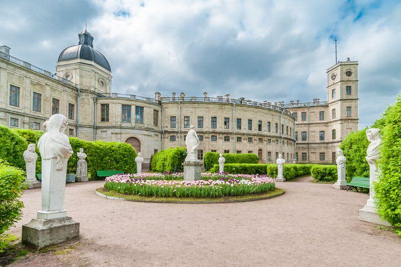 Экскурсии в Гатчинском дворце. Фото: gatchinapalace.ru