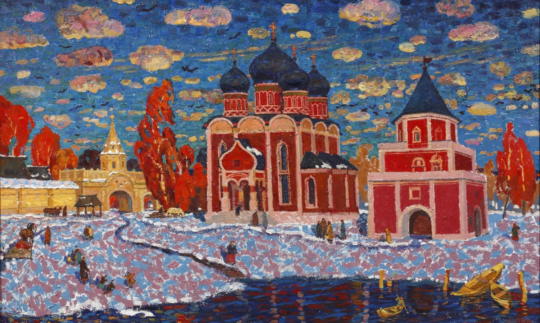 Виктор Маторин. Московское Измайлово. Тайна времени