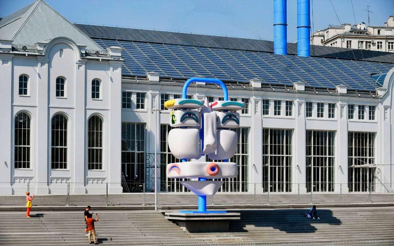 «Выставка бумажного паблик-арта» в Музее стрит-арта
