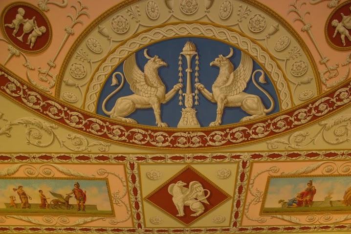 Екатерининский дворец. Автор: Peterburg.center