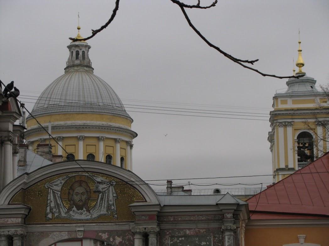Александро-Невская лавра. Автор: Peterburg.center