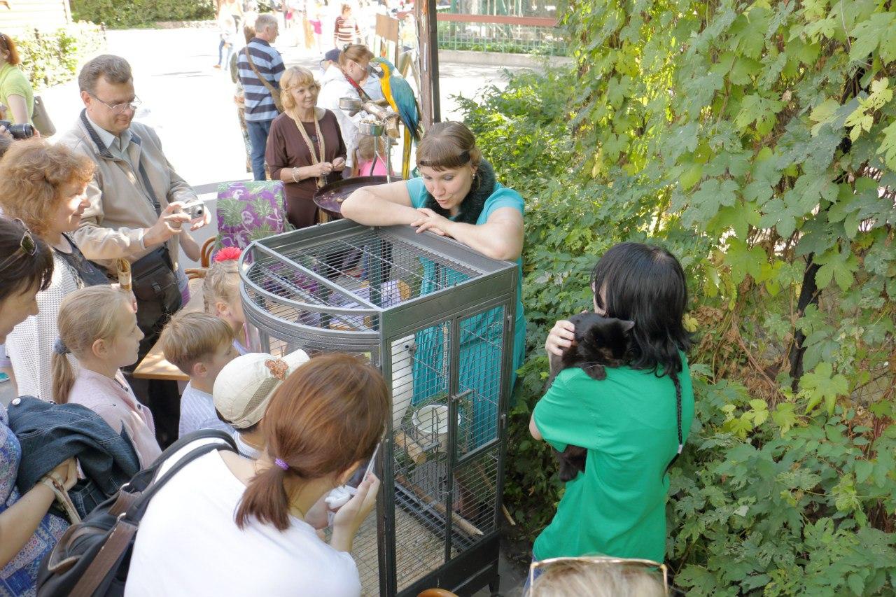 Ленинградский зоопарк. Фото: vk.com/spbzoopark