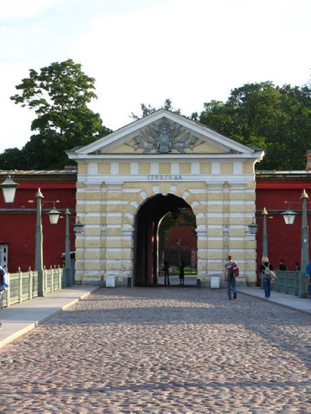 Иоанновские ворота. Фото: Maryanna Nesina