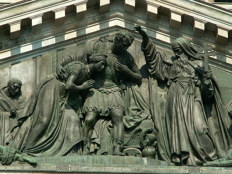 Исаакиевский собор, фото Автор: LoKi, wikimedia.org