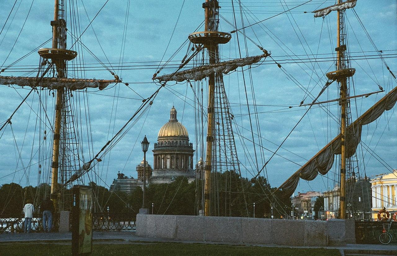Фотограф Е.И. Мохорев. Источник: vk.com/isaac_cathedral