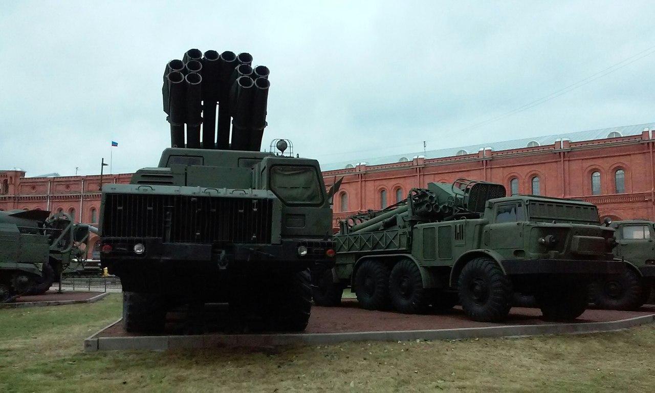 Военно-исторический музей артиллерии. Фото: Наталья Калинина