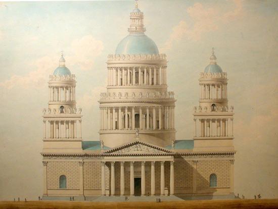 История Исаакиевского собора, источник фото: http://www.isaac.spb.ru/isaac/history