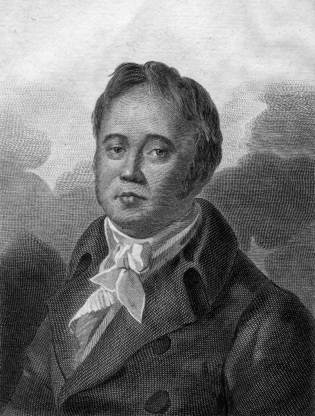 Иван Андреевич Крылов, 1825 г. Автор: неизвестен (Wikimedia Commons)