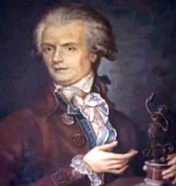Жан Батист Ланде. Фото: W. C. Minor (Wikimedia Commons)