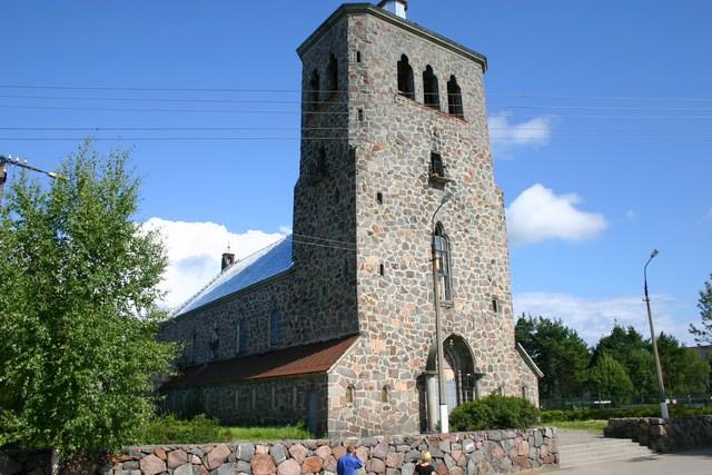Кирха в Приозерске, источник фото: Wikimedia Commons, Автор: Кирилл Сорокин