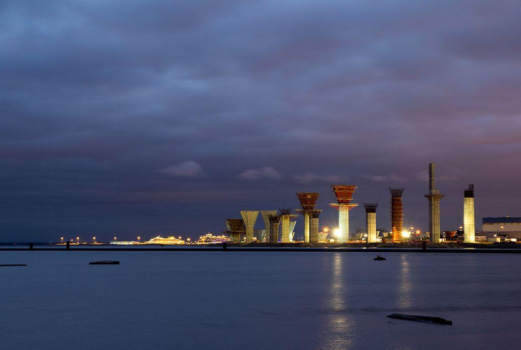 Канонерский остров. Фото: Alexey Komarov