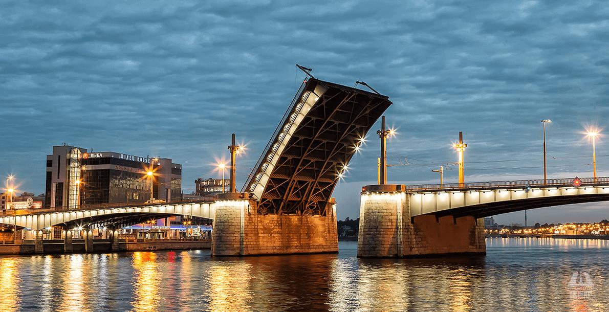 Кантемировский мост. Фото: mostotrest-spb.ru