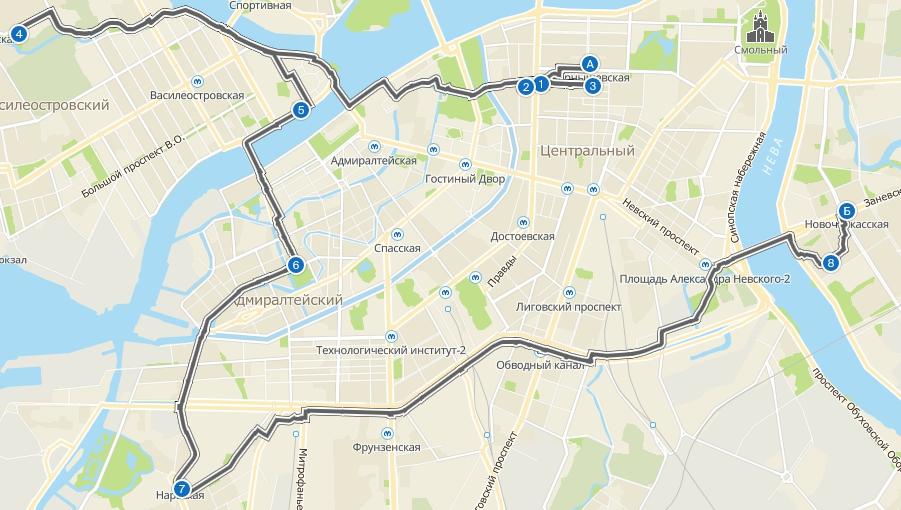 Карта 2-Гис