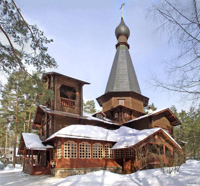 Церковь Казанской иконы Божией Матери. Фото: Martirov at ru.wikipedia