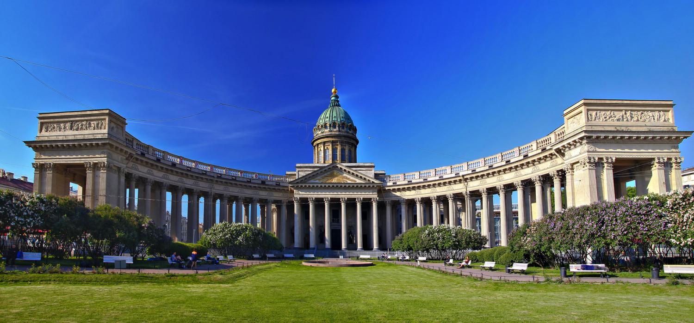 Казанский собор, фото с сайта funart.pro