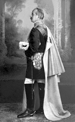 Князь С.С. Абамелек- Лазарев. Фото: citywalls.ru