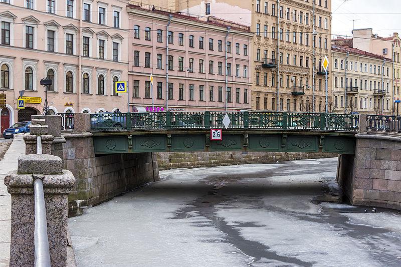 Кокушкин мост, Author: Florstein (WikiPhotoSpace)