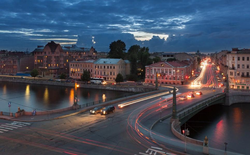 Коломна - душа Петербурга. Фото: Alex-Yurko (photosight.ru)