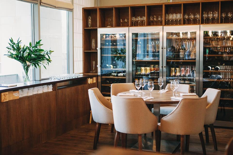 Ресторан Kontora, источник фото: https://www.facebook.com/kontorarest
