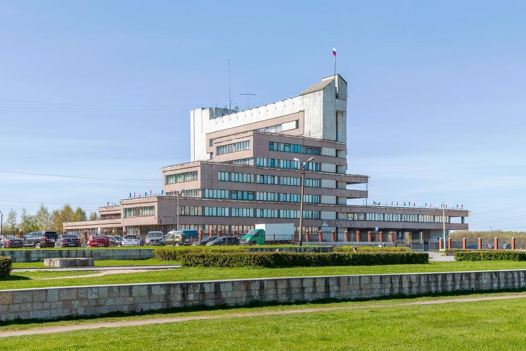 Здание администрации Красносельского района. Фото: Florstein (WikiPhotoSpace)