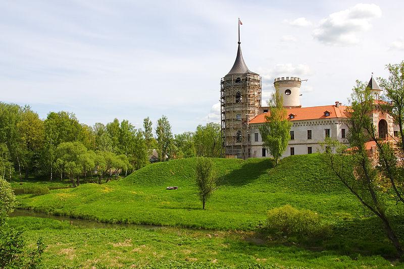 "Крепость ""Бип"" (""Мариенталь""). Автор фото: Карпин Антон (Wikimedia Commons)"