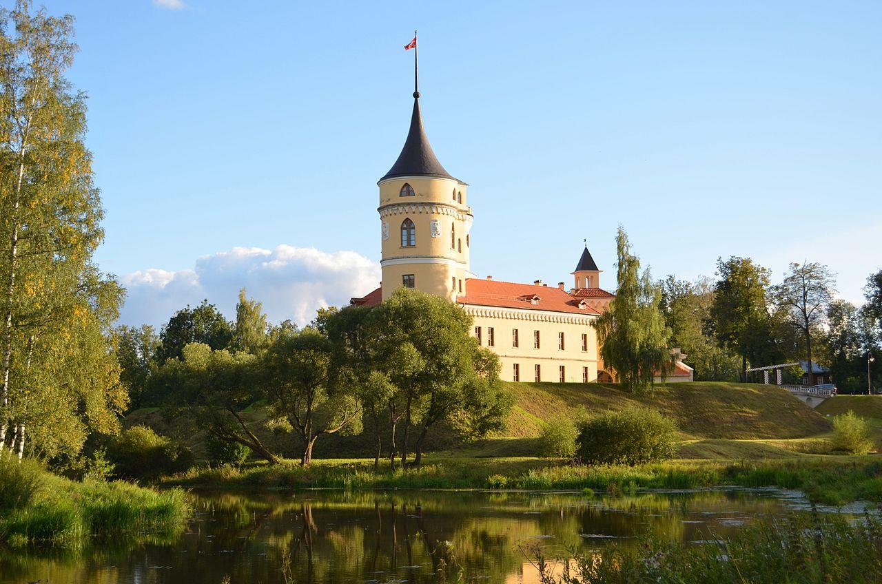 "Крепость ""Бип"" (""Мариенталь""). Автор фото: Reklamade (Wikimedia Commons)"