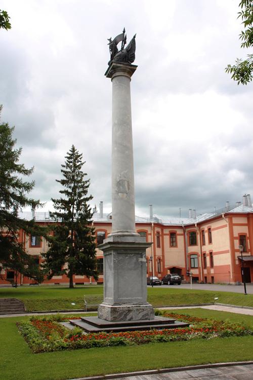 Крымская (Сибирская) колонна. Фото: pushkin.ru