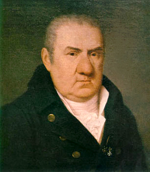 Джакомо Антонио Доменико Кваренги. Автор: Giuseppe Poli