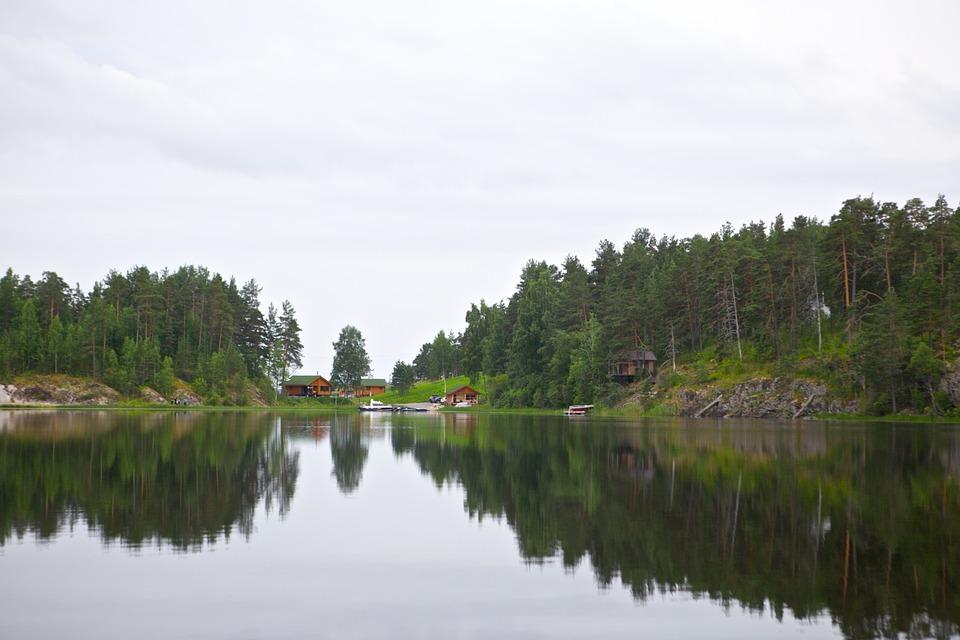 Ладожское озеро. Фото: pixabay.com