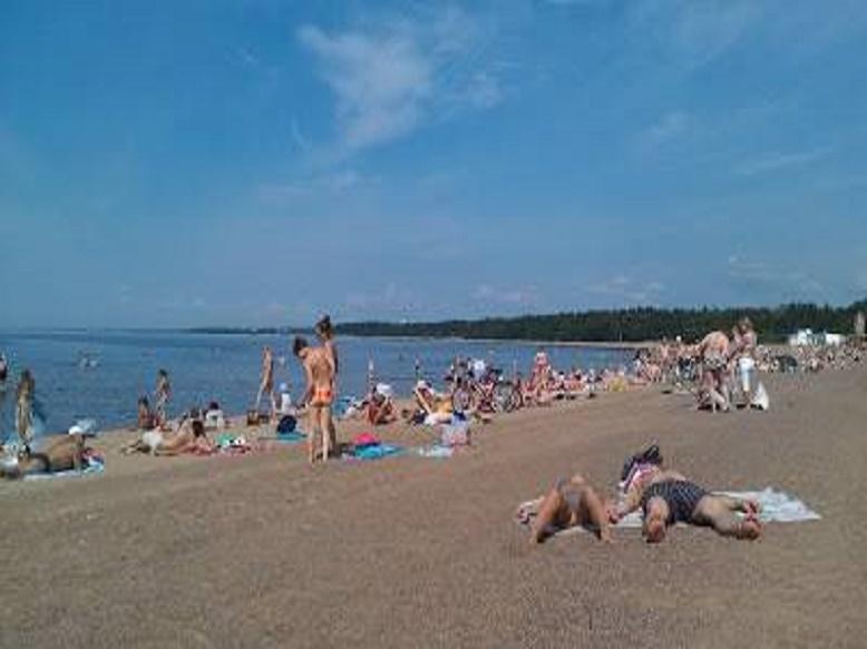 "Пляж ""Ласковый"""