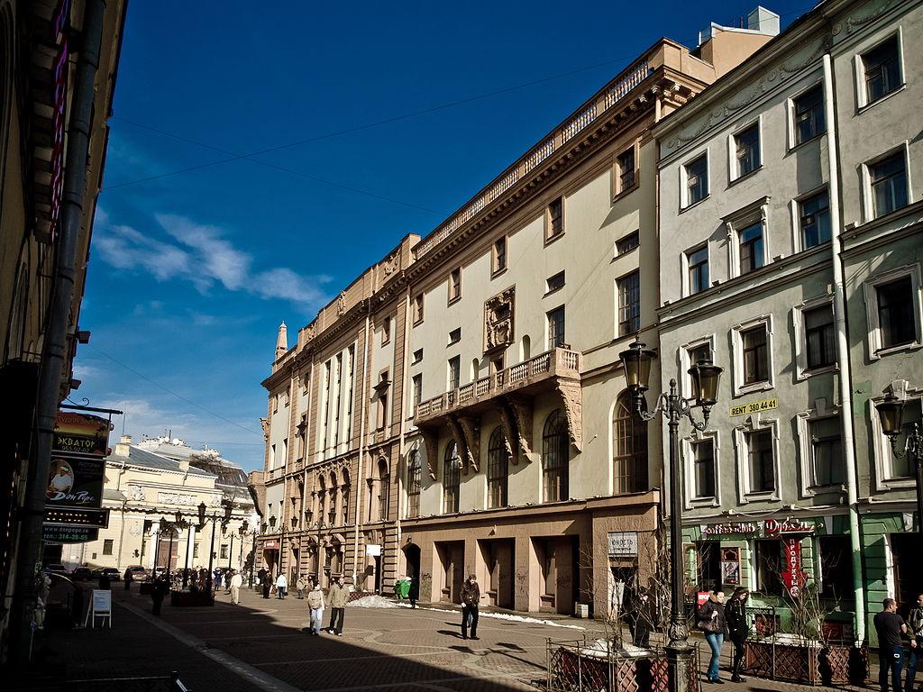 Ленинградский Дом Радио. Фото: Florstein (WikiPhotoSpace)