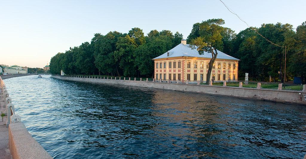 Летний дворец Петра I. Автор фото: George Shuklin (talk) (Wikimedia Commons)