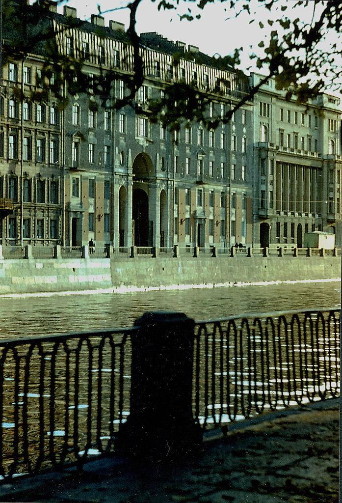 Толстовский дом. Автор фото: Витольд Муратов (Wikimedia Commons)